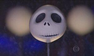 Exposição sobre o universo dos filmes de Tim Burton começa em SP