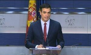 Espanha pode ter primeiro-ministro que não obteve maioria dos votos