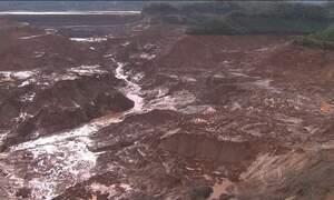 PF aponta falhas no monitoramento na barragem que se rompeu em MG