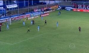 Santos vence a primeira no Campeonato Paulista