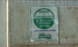 Cidade de Água Branca (PI) é referência no combate ao mosquito da dengue