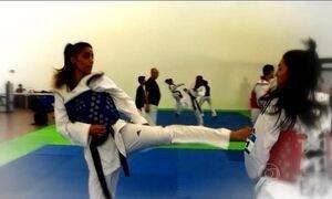 Taekwondo tem origem na Coreia do Sul