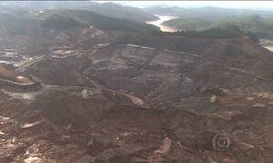Desastre ambiental em Mariana (MG) vai custar R$ 1,2 bilhão à Samarco
