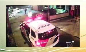 Câmeras registram momento em que PM mata jovem em bar de São Paulo