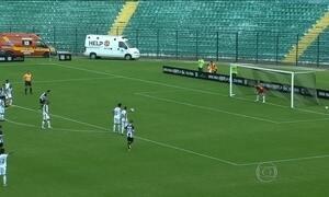 Figueirense vence Atlético-MG pela Primeira Liga no domingo de carnaval