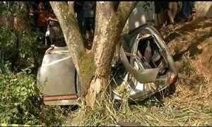 Imprudência e má conservação em GO aumentam acidentes no feriadão