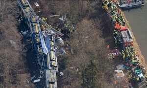 Acidente de trem deixa 10 mortos e mais de 80 feridos na Alemanha