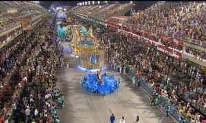 Mangueira ganha o Estandarte de Ouro; confira a lista dos vencedores