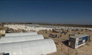 Turquia se nega a abrir fronteira para sírios que fogem da guerra civil