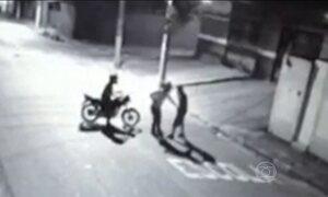 Garçom é assassinado após assalto em São Paulo