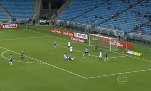 Grêmio perde em casa pelo Campeonato Gaúcho
