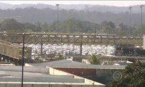 Ford suspende contrato de 1,8 mil trabalhadores de montadora em Camaçari