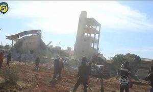 Mais dois hospitais são bombardeados no norte da Síria