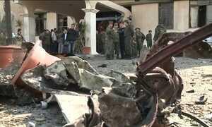 Governo e oposição aceitam termos de um cessar-fogo na Síria
