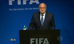 Reunião na Fifa define as regras para eleições da entidade
