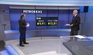 Quanto maior a crise, mais valorizam as ações da Petrobras no mercado
