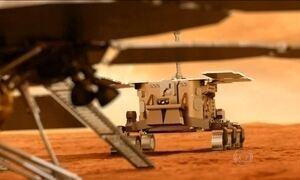 União Europeia e Rússia lançam satélite para investigar vida em Marte