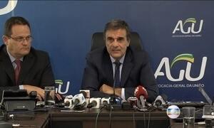 Advogado Geral da União vai recorrer da suspensão da nomeação de Lula