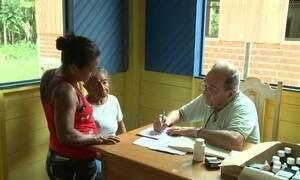 Uma lição de fraternidade: padre médico faz trabalho social e humanitário