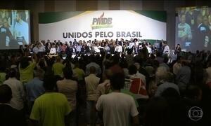 PMDB se reúne para oficializar rompimento com governo Dilma