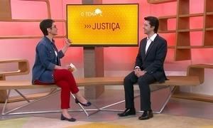 O tema é justiça