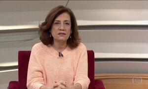 Miriam Leitão diz que Michel Temer tem ouvido bons economistas