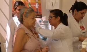 Estados antecipam campanha de vacinação contra gripe H1N1
