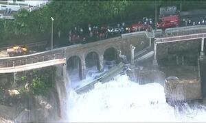 Especialista aponta falhas no projeto da ciclovia que desabou no Rio