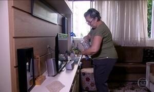 Na crise, número de domésticas cai, enquanto o de diaristas sobe, em SP