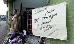 Crise econômica faz crescer o número de desempregados no Brasil