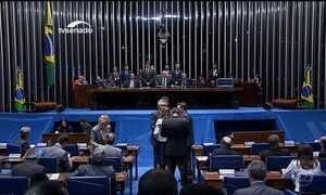 Michel Temer é o presidente em exercício no Brasil