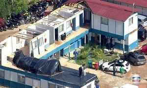 Temporal deixa dois mortos e causa estragos em SP
