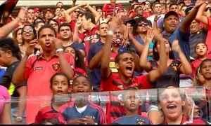Sport Club do Recife faz campanha e incentiva a adoção de adolescentes