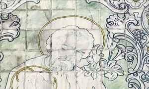 Um aplicativo com a história dos azulejos de Belém