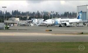 Franceses confirmam sinais de fumaça dentro do avião da EgyptAir