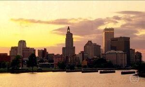 Cidade de Providence é um dos principais centros de design dos EUA