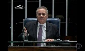 'O povo de Alagoas me elegeu para que eu tenha opinião', diz Renan