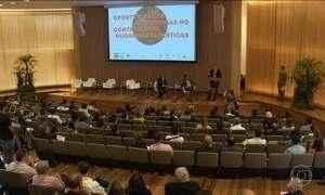Oportunidades na agricultura com proteção ambiental é tema de encontro no Rio