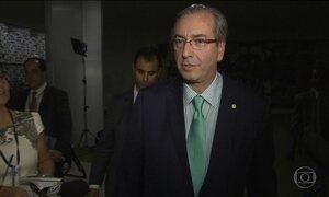 MPF pede suspensão dos direitos políticos de Cunha por 10 anos