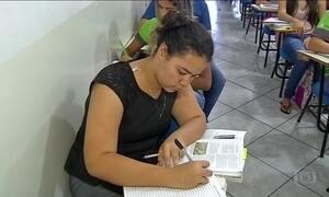 Greves de professores prejudicam preparação de alunos para o Enem