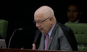 Teori Zavascki rejeita pedidos de prisão de Renan, Jucá e Sarney