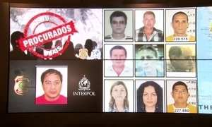 Saiba quem são os dez criminosos mais procurados pela Interpol no país