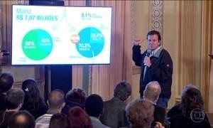 Eduardo Paes detalha gastos com Olimpíada do Rio