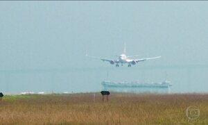 Câmara aprova controle estrangeiro sobre empresas aéreas no Brasil