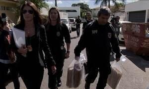 PF prende doleiro suspeito de dividir propina com Cunha