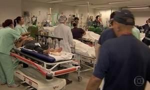 Hospitais de Campo Grande funcionam sem respiradores