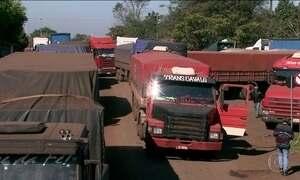 Paralisação de auditores da Receita Federal afeta atividades nos portos