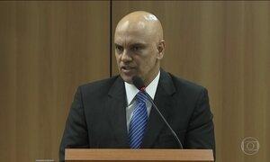 Ministro da Justiça diz que suspeitos presos eram bando de amadores