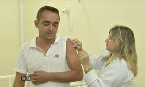 Vacina brasileira começa a ser testada em Fortaleza