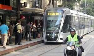 Olimpíada transforma a rede de transportes do Rio